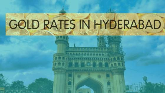 today Gold Rate in Hyderabad