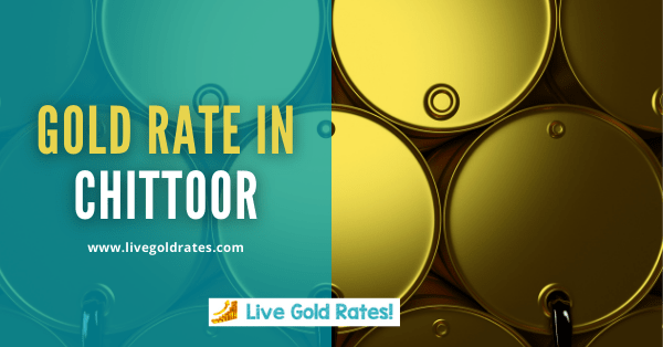Today Gold Rate In Chittoor