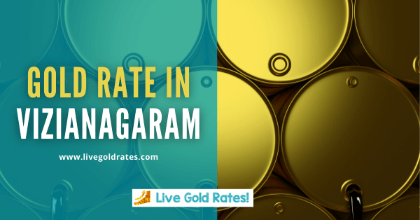 Today Gold Rate In Vizianagaram